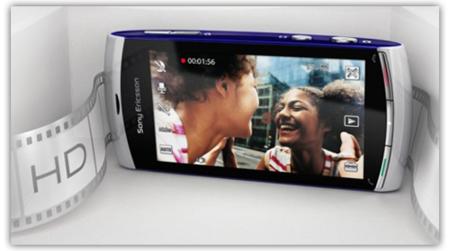 Sony Ericsson Vivaz es oficial, 8.1 megapíxeles y grabación de vídeo 720p