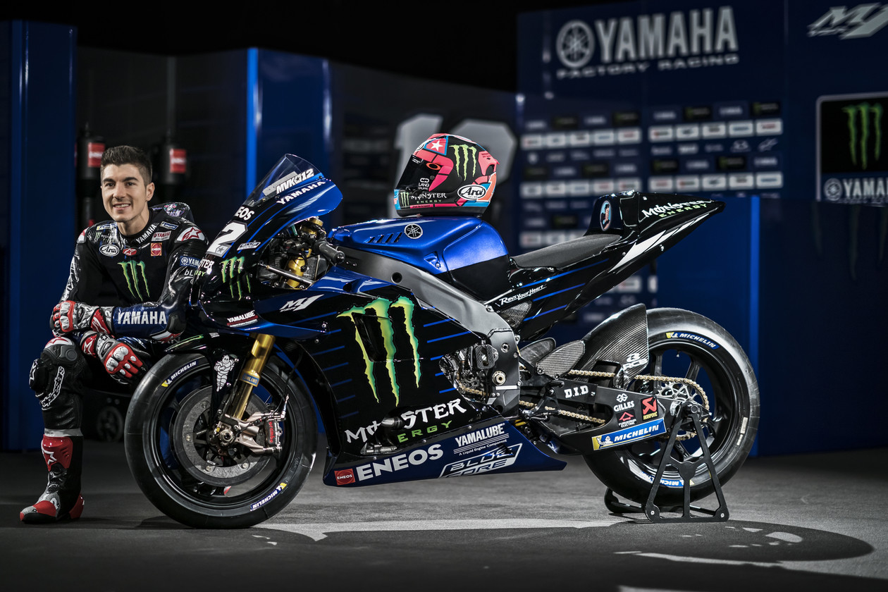 Foto de Monster Energy Yamaha MotoGP 2019 (40/65)