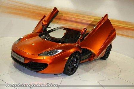 El McLaren MP4-12C casualmente humilla al Ferrari 458 Italia en el circuito de Top Gear