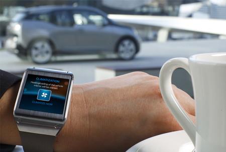 Samsung y BMW se entienden, el Galaxy Gear permitirá controlar y monitorear el i3