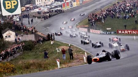 Clark Belgica F1 1967