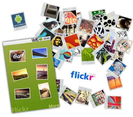 Photostream: visor de imágenes Flickr para Android