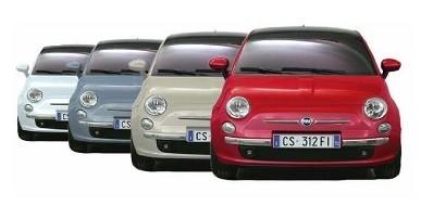 Fiat 500, la próxima semana