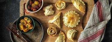 Cómo convertir las empanadillas en delicatessen aprendiendo a hacer preciosos pliegues o repulgues (con vídeo incluido)