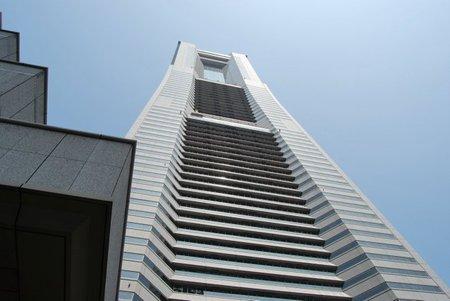 Landmark Tower, la torre más alta de Japón está en Yokohama