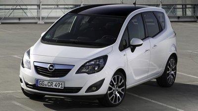 Opel Meriva Color Edition, una edición especial para Alemania