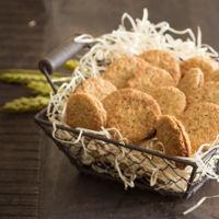 Receta de galletas de copos de avena y chocolate. Desayunar fibra puede ser delicioso