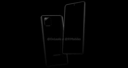 El Samsung Galaxy Note 10 Lite se filtra en renders mostrando un jack de auriculares y el S-Pen