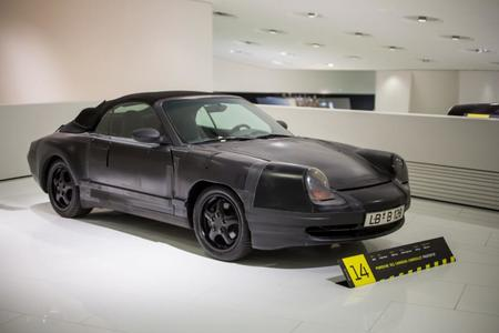 Porsche Museum Top Secret 996 1