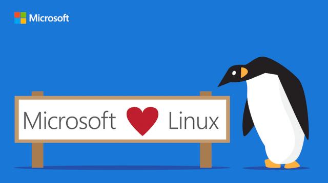 Microsoft Linux 640x358