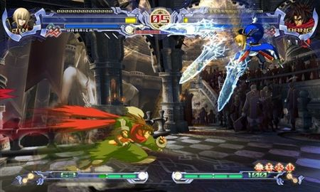 BlazBlue: Calamity Trigger (Windows 8)