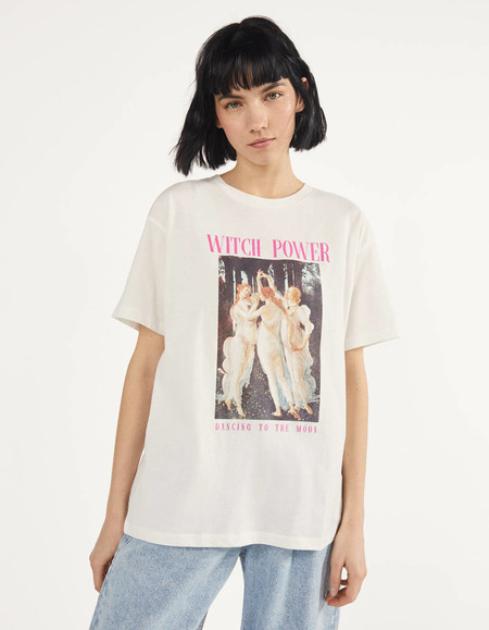 Camiseta Botticelli
