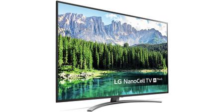 """Una gran pantalla para disfrutar de Apple TV+: la Smart TV 4K de 65"""" LG 65SM8600 está rebajada a 699 euros en El Corte Inglés"""