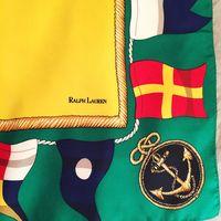 Ralph Lauren trae de regreso su colorida colección Polo CP-93 para esta primavera