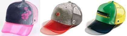 Gorras de diseño