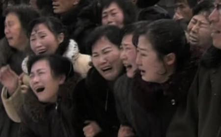 Funeral Kim Jong Il