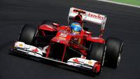 Fernando Alonso lejos de la pole en Hungaroring