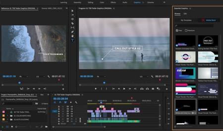 La beta de Adobe Premiere Pro estrena compatibilidad con la tarjeta Afterburner de los Mac Pro