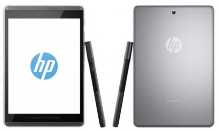 Hp Pro Slate 8 Front Cover