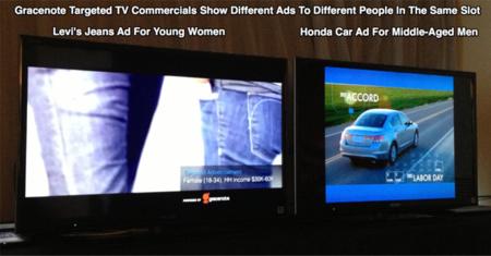 Gracenote, la publicidad personalizada en los televisores se dejará ver en el CES