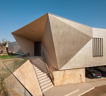 Vivienda unifamiliar de diseño en Huesca