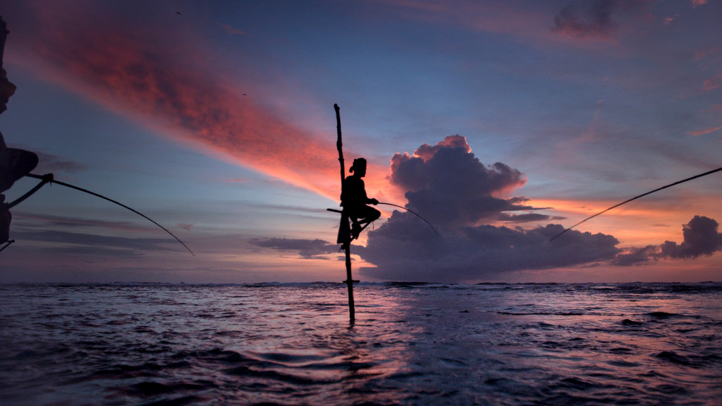 Srilanka Fisherman Full L 2x