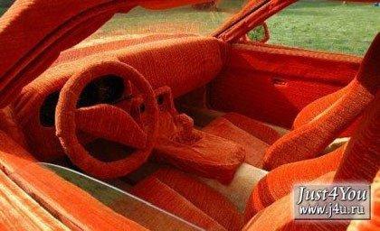 Porsche 924 'Sofa Edition'