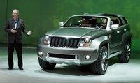 Presentación del Jeep Trailhawk Concept