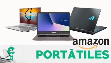 Las mejores ofertas de la semana en Amazon en ordenadores portátiles: ASUS y Medion a precios ajustados