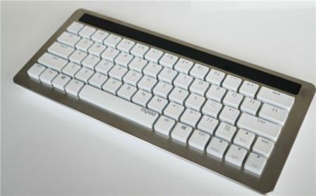 ¿Un teclado mecánico e inalámbrico? Existe, es el Rapoo KX