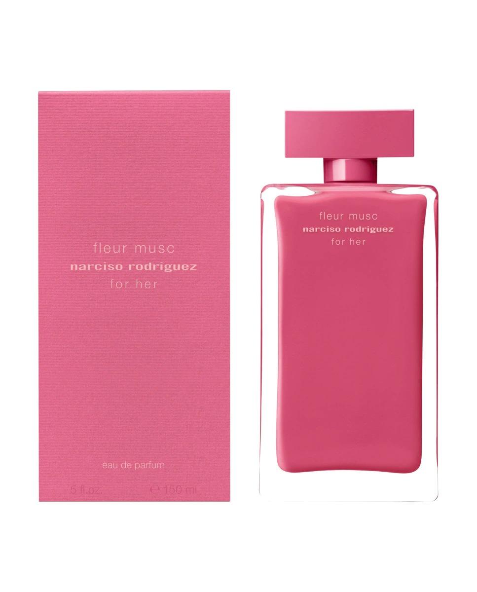 Eau de Parfum Narciso Rodriguez for her Fleur Musc.