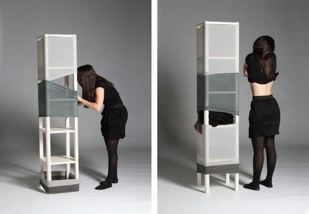 Shelf Stripper, viste y desviste tus estanterías