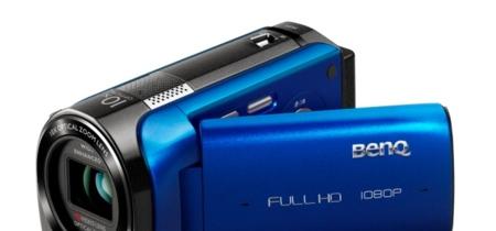La Benq M33 es una videocámara que no teme a la oscuridad