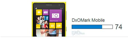 Nokia Lumia 1020, DxOMark analiza su sensor colocándolo en las primeras posiciones