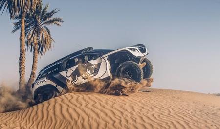 Sebastien Loeb Dakar 2