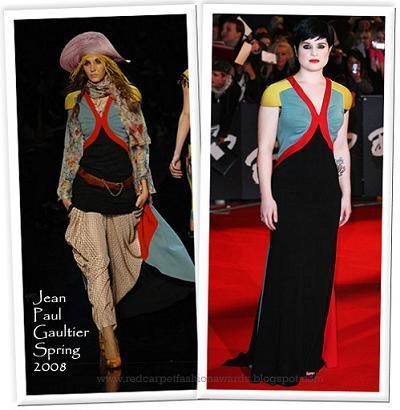 Kelly Osbourne de Jean Paul Gaultier