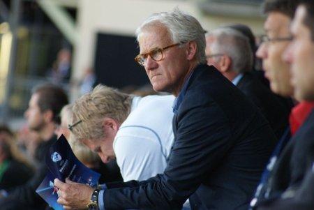Dinamarca deja sin Twitter a su selección de fútbol