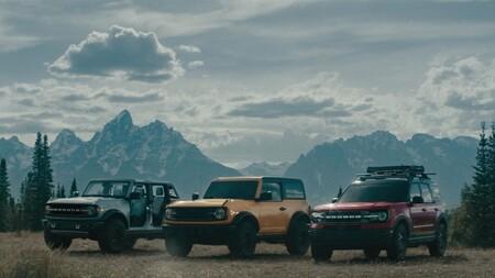 Familia Ford Bronco 2