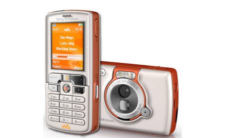 Ericsson W800