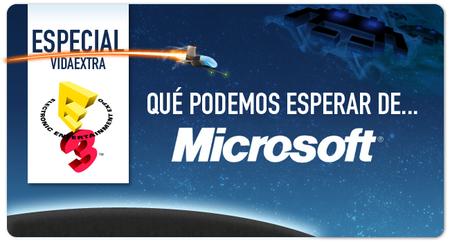 Qué podemos esperar de Microsoft [E3 2012]