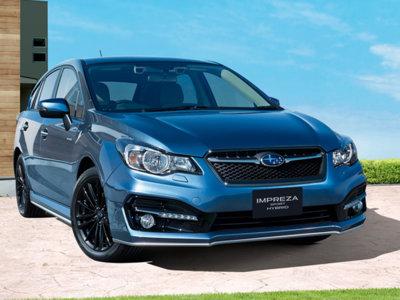 Subaru Impreza Sport Hybrid, el segundo híbrido divertido de conducir de Subaru