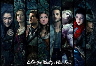 'Into The Woods', la película