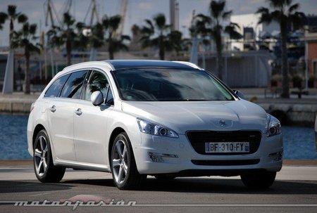 Peugeot 508 2.2 HDi GT