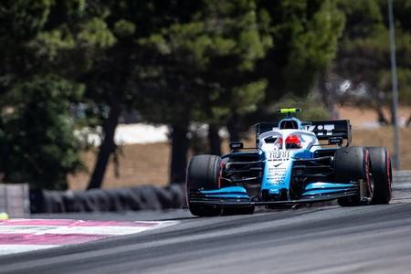 Así es el volante especial que utiliza Robert Kubica en su vuelta a la Fórmula 1, adaptado a su brazo lesionado