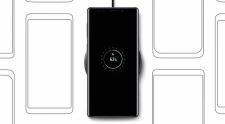 Carga Inalambrica Samsung