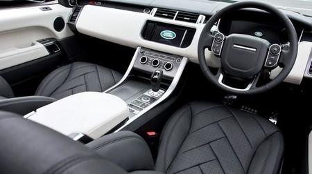 Acabado Kahn Executive para el Range Rover Sport 2014