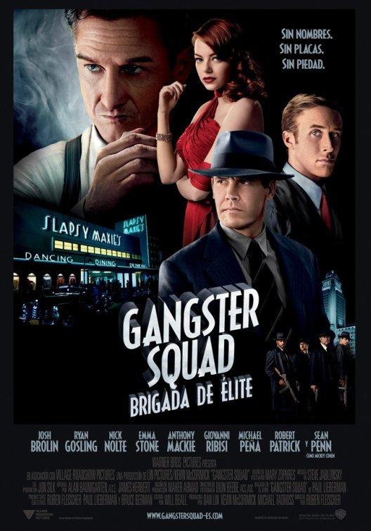 Foto de 'Gangster Squad (Brigada de élite)', los carteles (5/18)