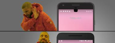 El 'notch' es una chapuza y Android P lo demuestra