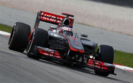 El día que la fortuna no sonrió a Jenson Button