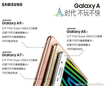 Galaxy A9 31